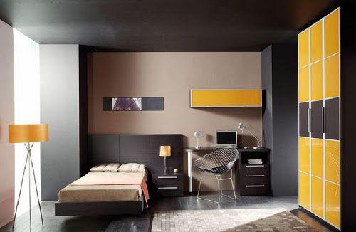 Habitacion negro my looc en 2019 decoracion de - Dormitorios juveniles minimalistas ...