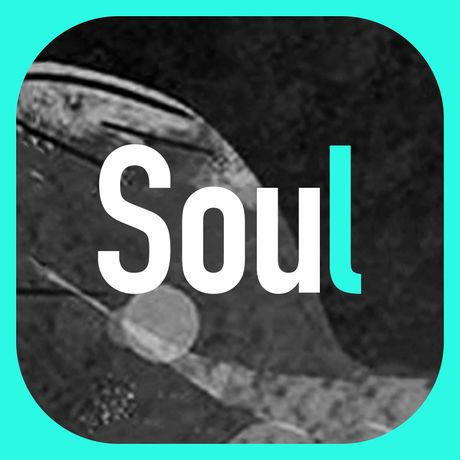 "App Store 上的""Soul-跟随灵魂找到你"" App icon, App, Soul"