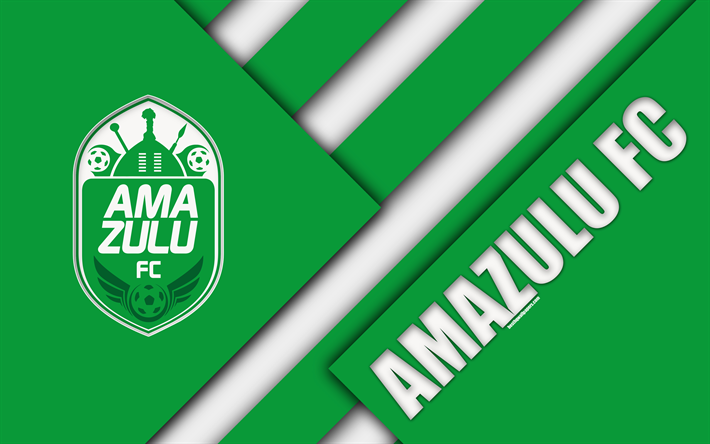 Download Wallpapers Amazulu Fc 4k South African Football Club