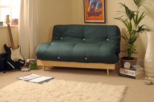 Best Details About Double 4Ft Luxury Futon 2 Seater Wooden 400 x 300