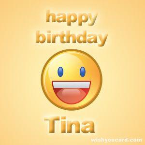 Happy Birthday Tina It S My Friend Tina S Birthday On Tuesday