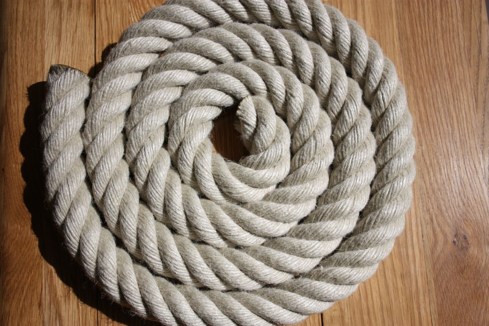 Details about Synthetic Hemp Handrail Banister Rope 12mm 16mm 18mm