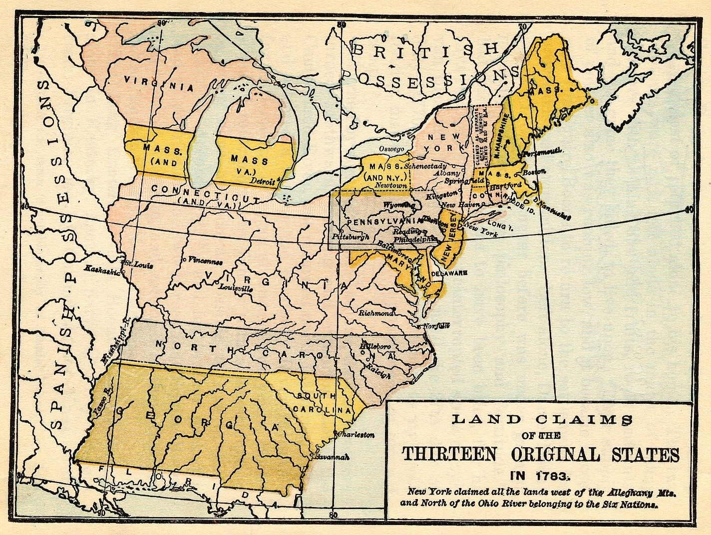 Original 13 Colonies Coloring Page Outline Onlyno Words. 13 ...