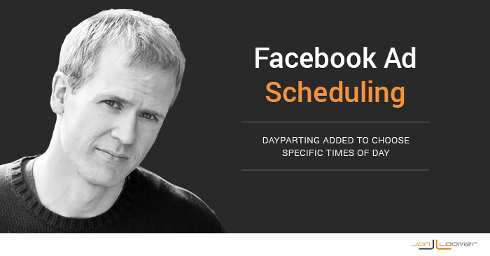 facebook ad scheduling dayparting Facebook Ad Dayparting: Schedule Specific Times and Days to Run