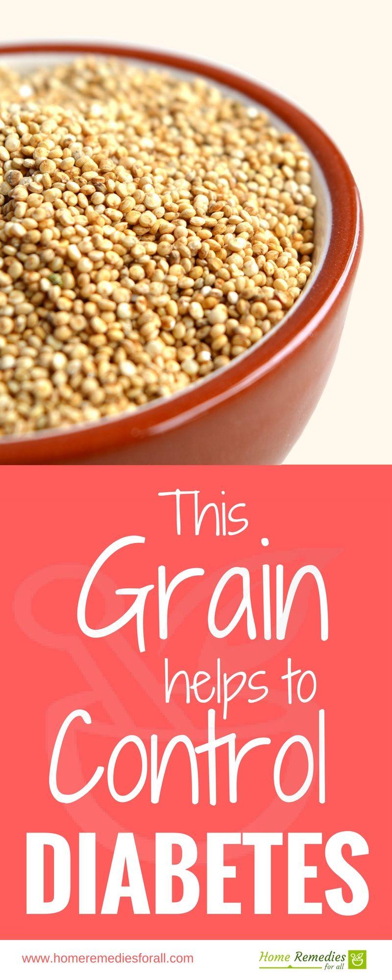 quinoa effect on diabetic diet