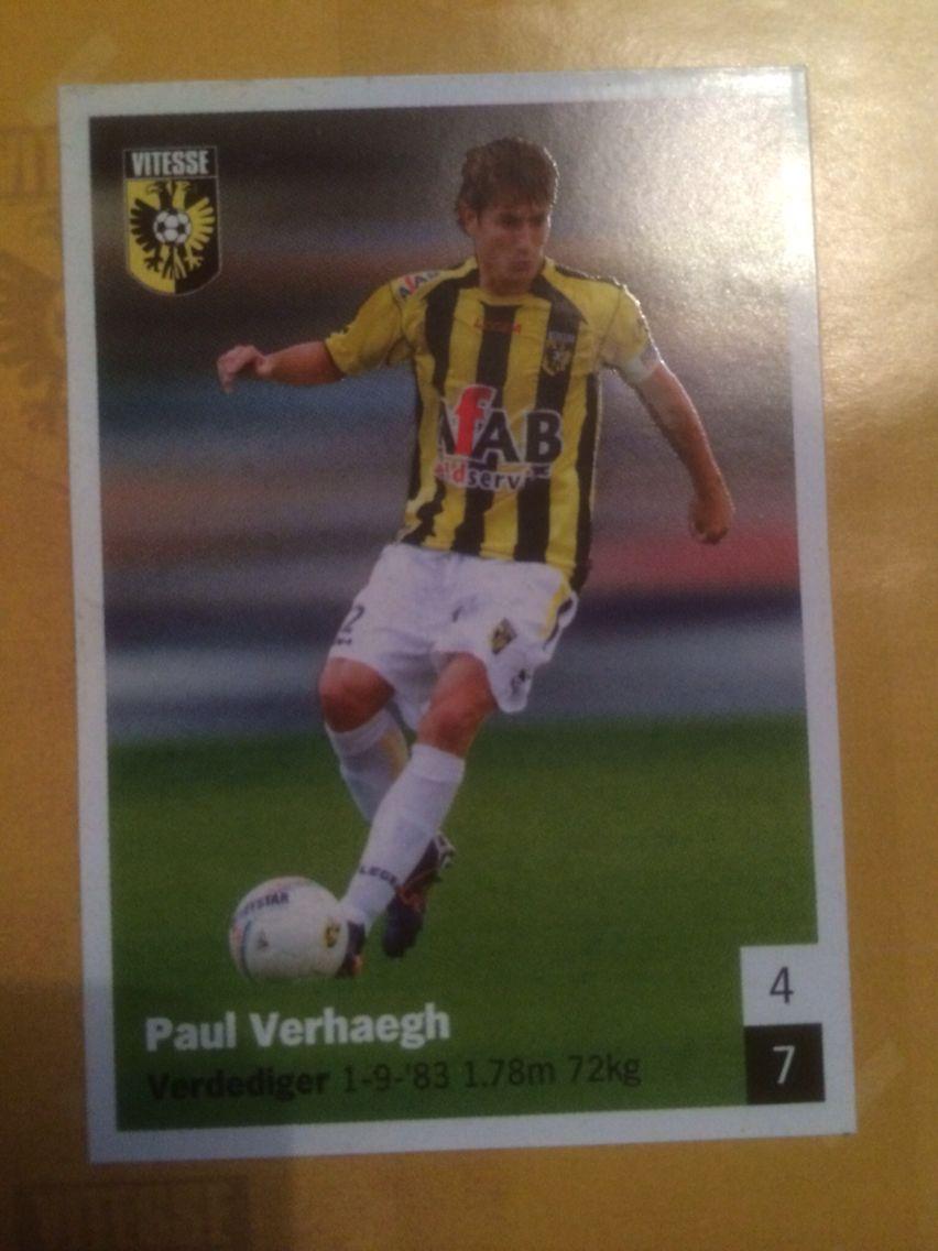 Paul Verhaegh Vitesse Arnhem Quilts Arnhem