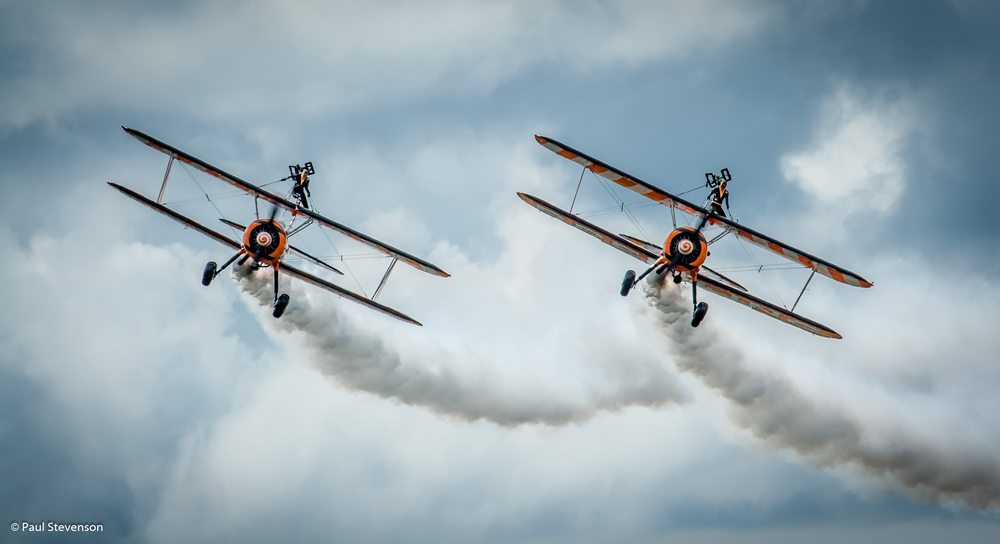Flying Circus / Clickasnap in 2020 Air show