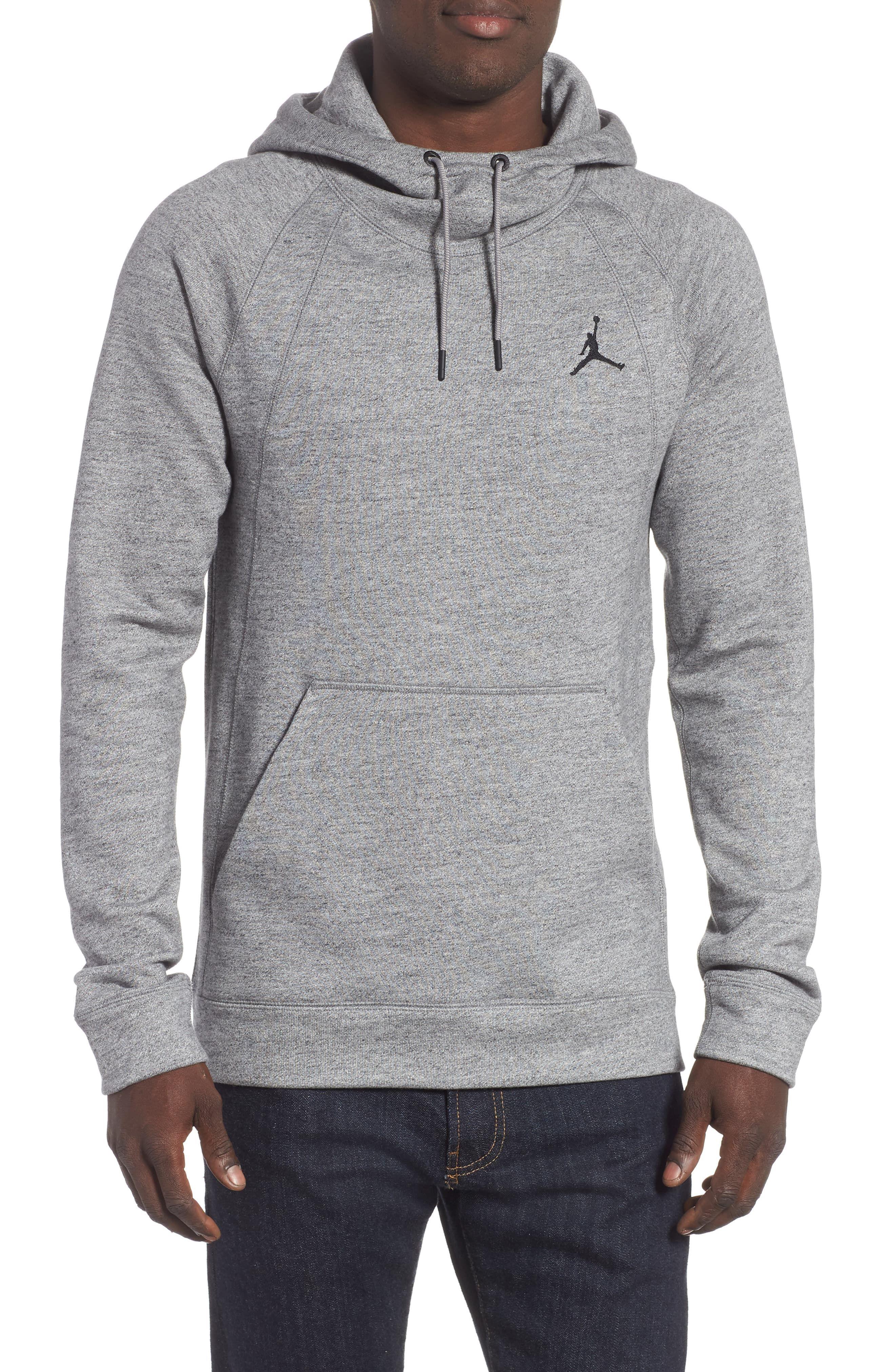 best online special sales new concept Men's Jordan Sportswear Fleece Hoodie, Size X-Large - Grey ...