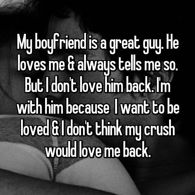 Don T Tell My Boyfriend