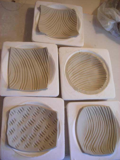 Hand Built Pottery Soap Dish