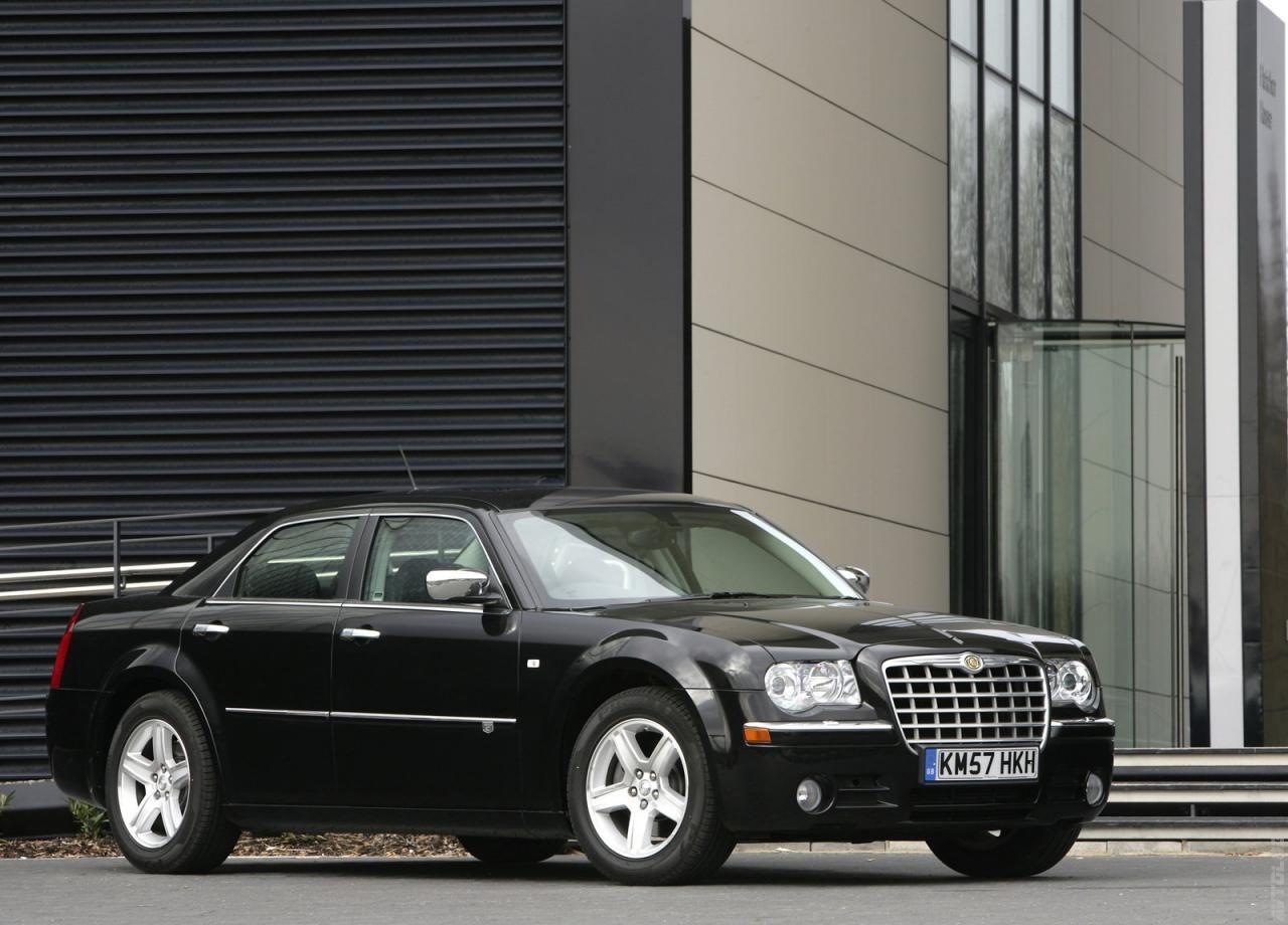 2008 Chrysler 300C UK Version Chrysler, Chrysler 300c