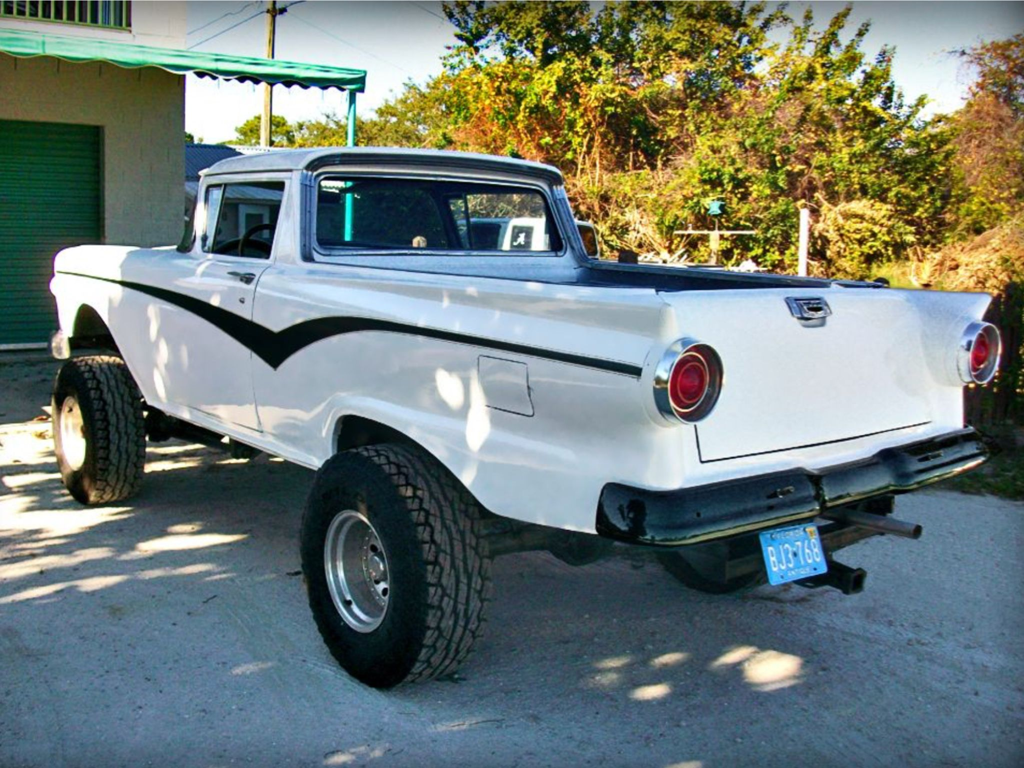 57 Ford Ranchero 4X4 Custom
