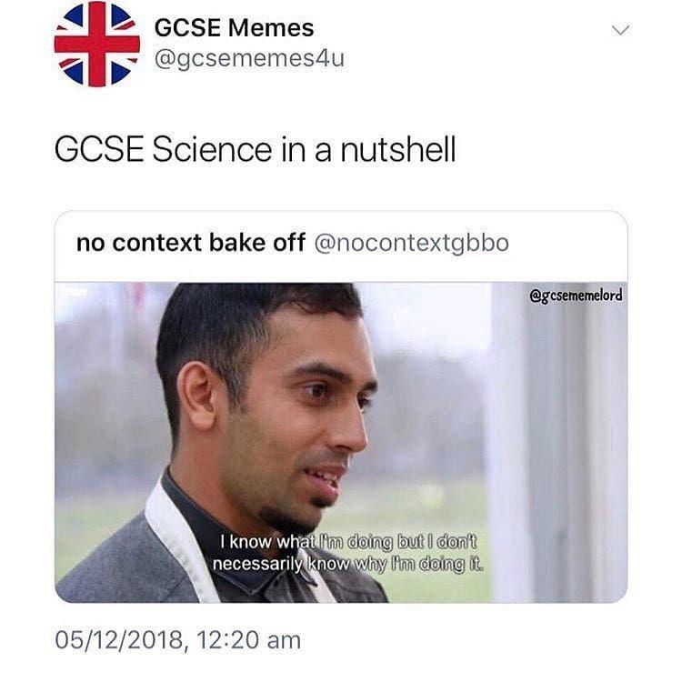 Gcse Memes For More Gcse 2020 Meme Relatable Straightnines Gcses2020 Gcse2020 Pass Fail Aqa Ocr Wjec M Exams Memes Studying Memes Gcse Science