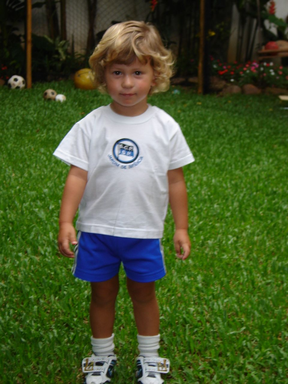 Tuco no Jardim da Infância