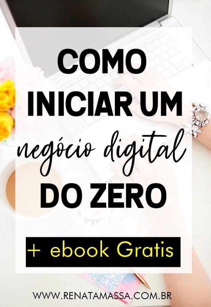 Como iniciar um negócio digital do zero (Guia para...