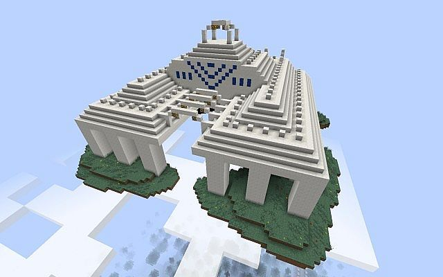 Ocean Monument Minecraft Layout Google Search With Images