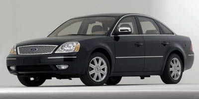 My Favorite Auto 2005 Ford Five Hundred Limited Ford Five