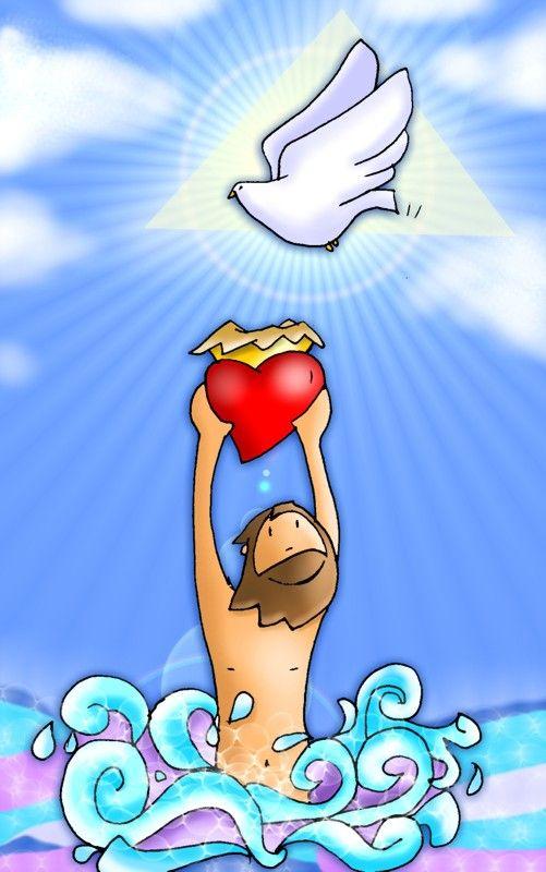 Resultado de imagen para jesus dibujo a animado