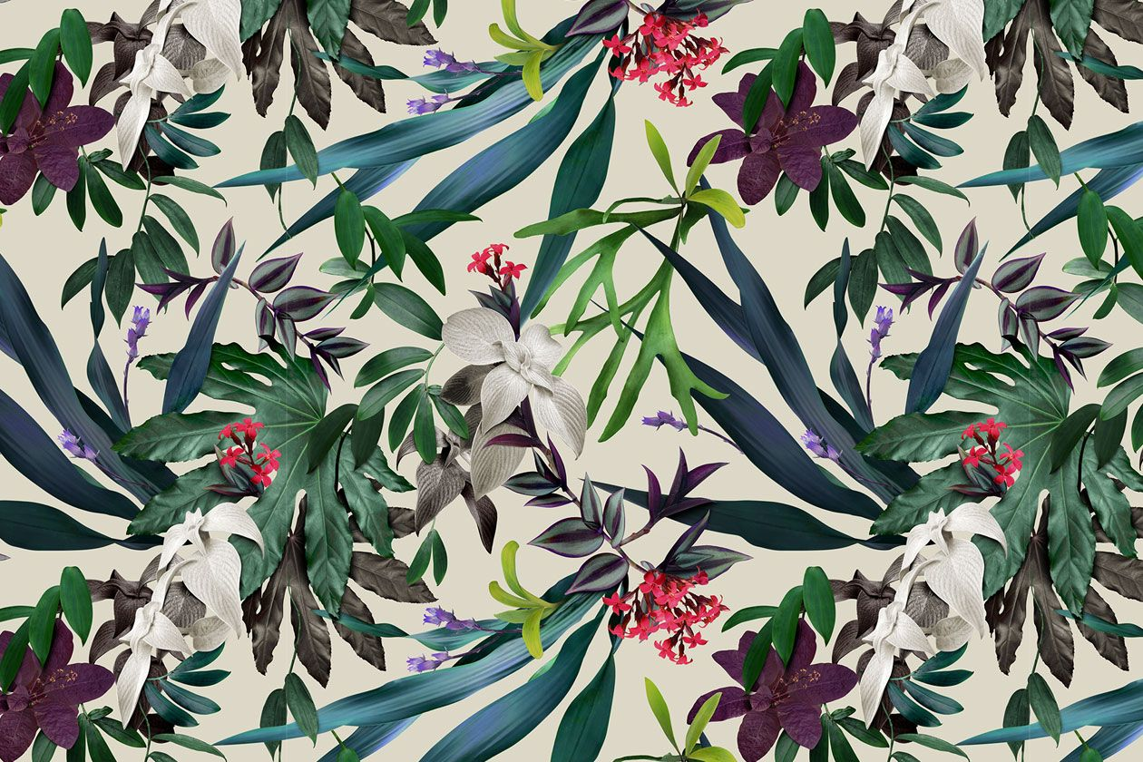 tropical pattern background tumblr - Google Search ...