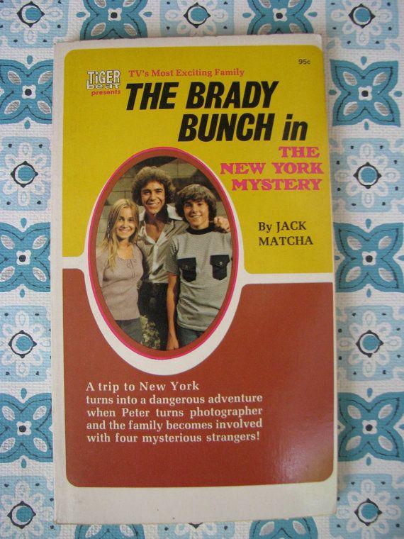 Vintage Brady Bunch book by dimestorechic on Etsy, $3.25
