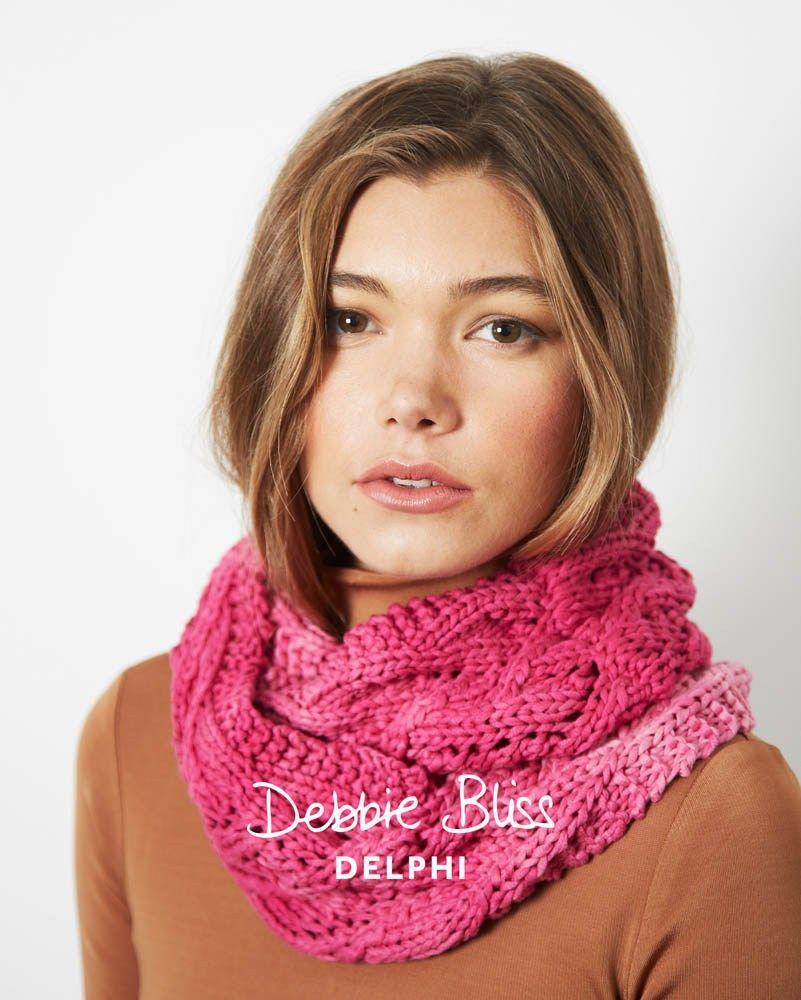 delphi db064 debbie bliss patterns designer yarns shawls