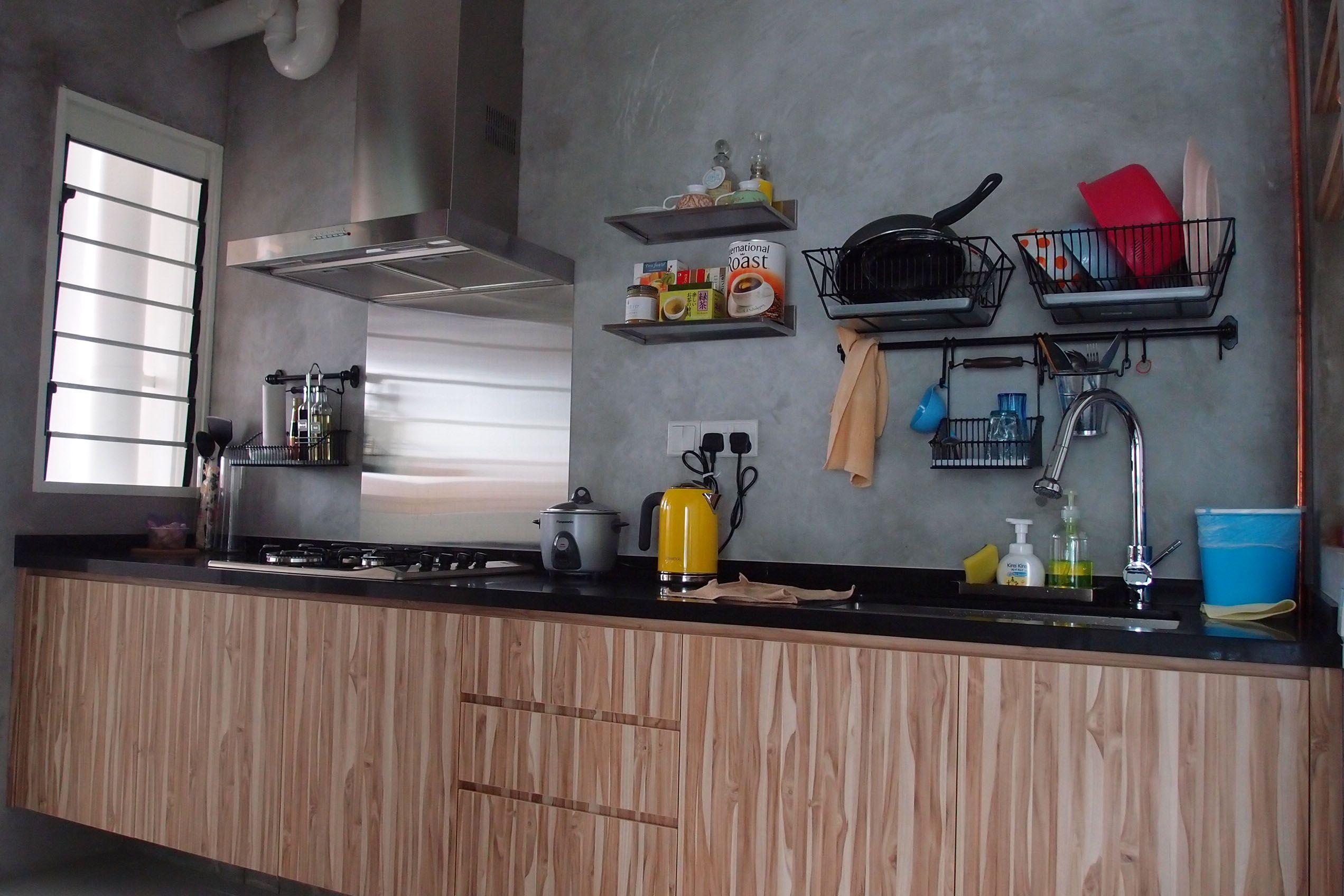 Kitchen No Wall Cabinets Design Dilemma No Upper Cabinets In The Kitchen Kitchen Without
