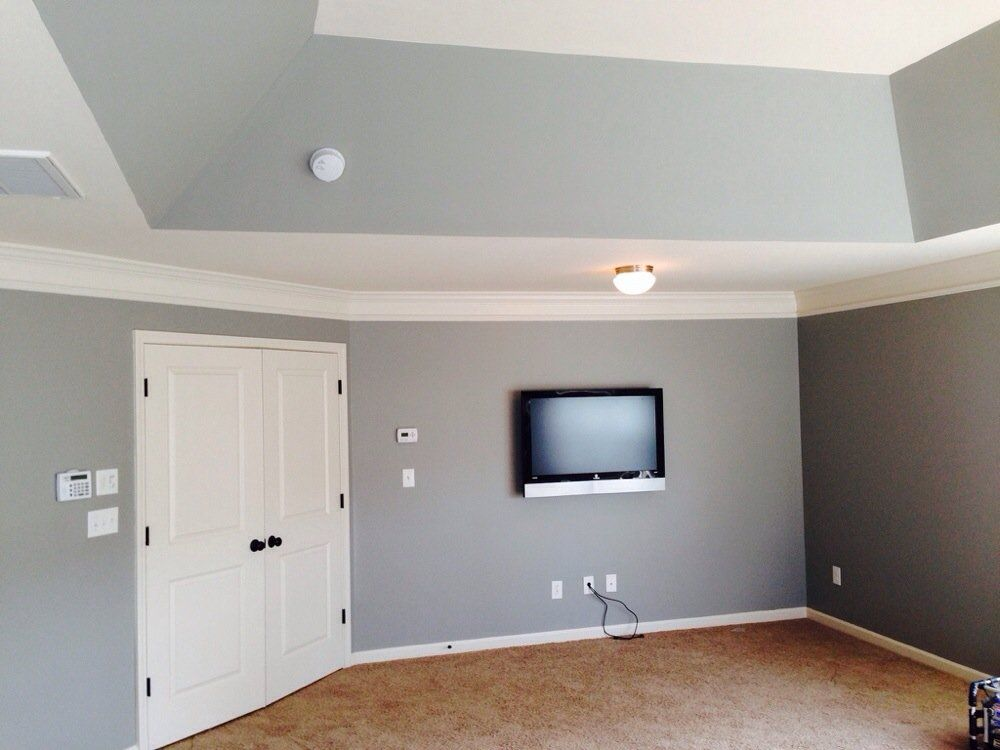 Options For Painting A Tray Ceiling Examples Google Search Room