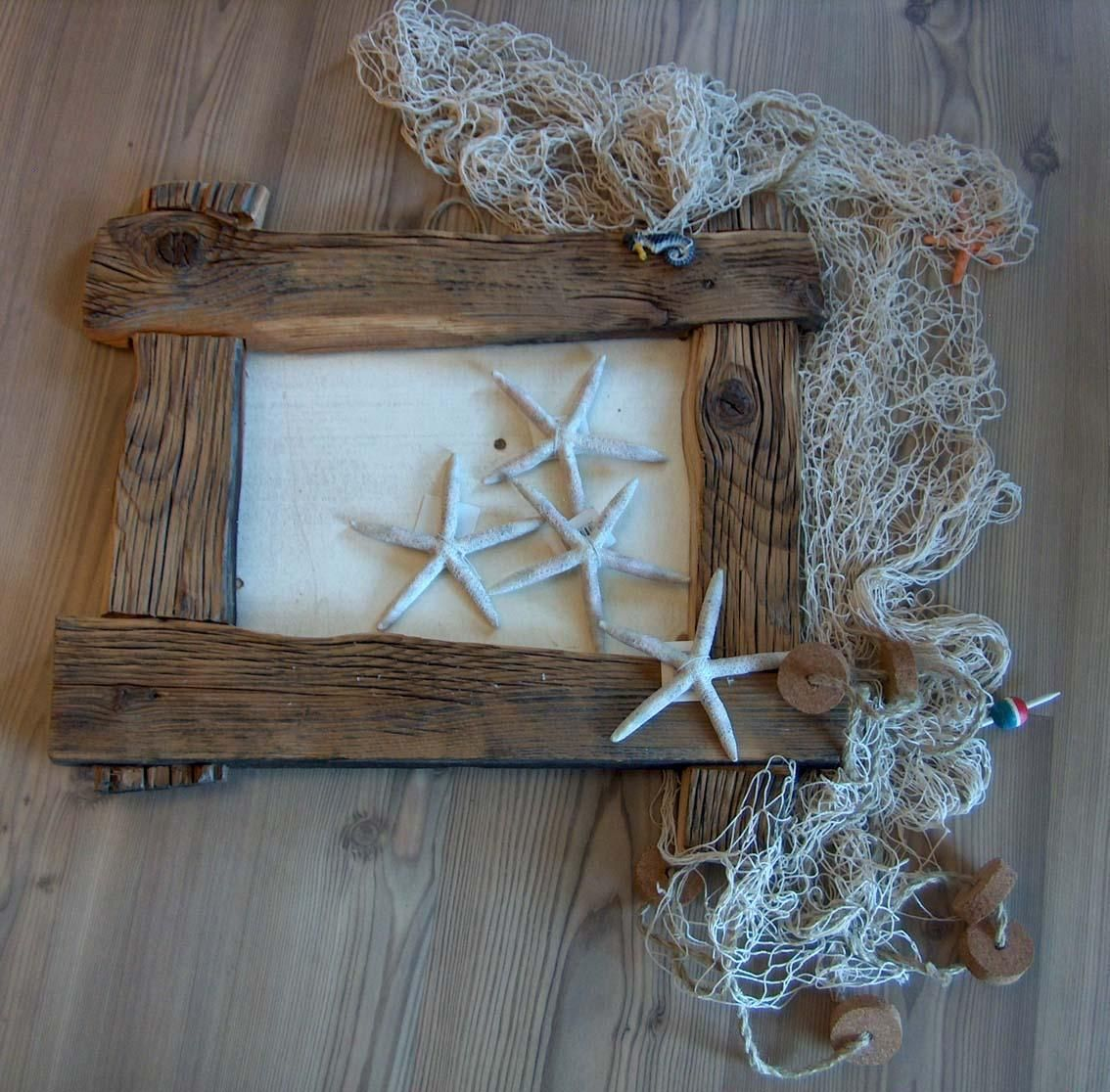 Cornice in legno grezzo Idea...! Pinterest Drift