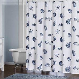 Harbor House Beach House Shower Curtain 39 Beach Shower