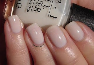Noelie's Nails: The Great Mystery of OPI Don't Touch My Tutu!