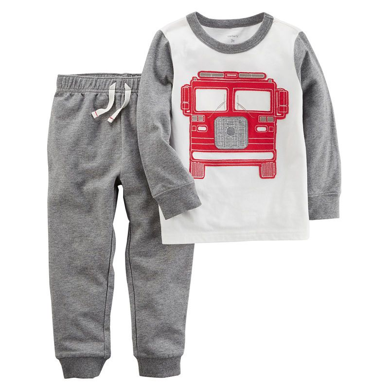 38b755ce1 Carter's 2-pack Pant Set Boys | Products | Pants, Carters baby boys ...