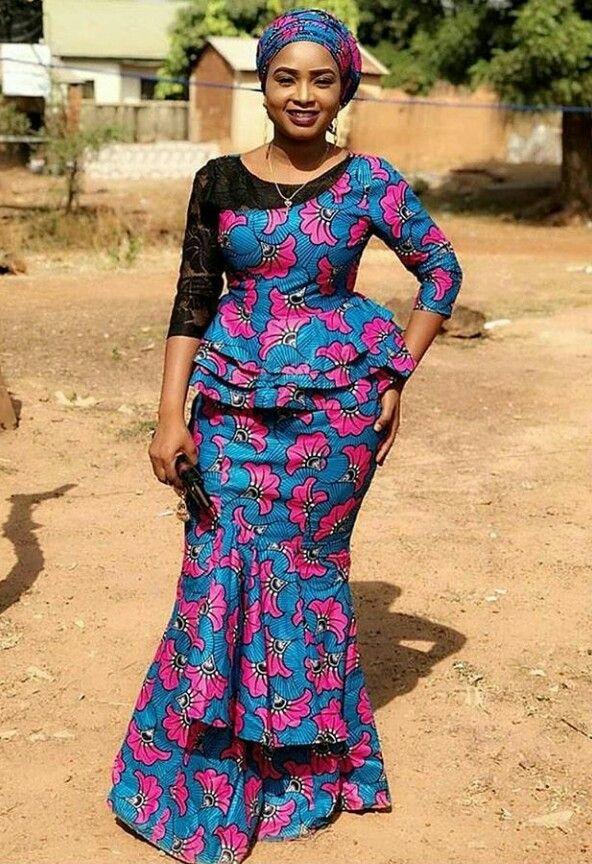 Epingle Par Aidara Sur Robes En 2018 Pinterest African Fashion