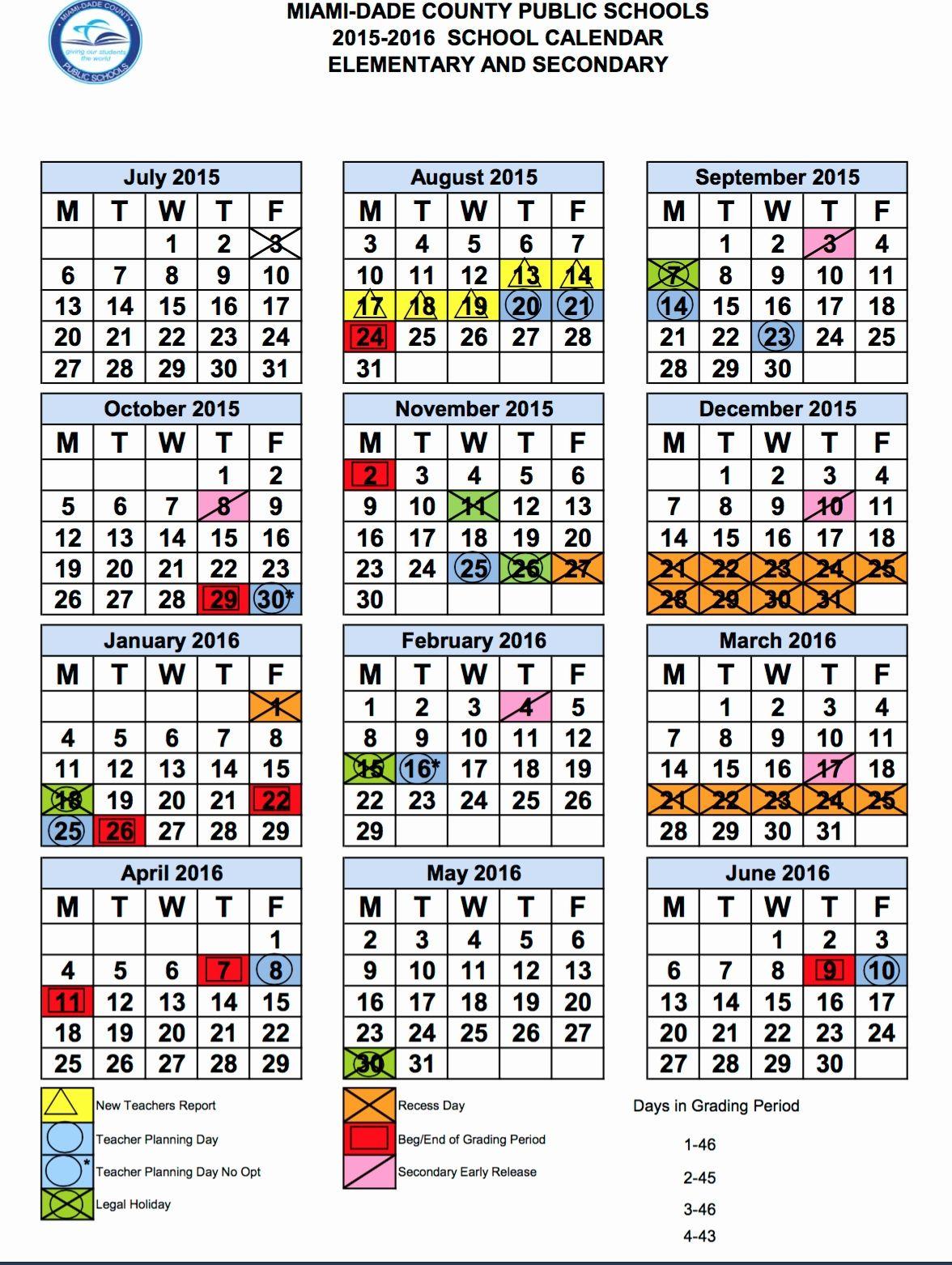 Uw Madison Academic Calendar 2022.Dashing School Calendar In Miami Dade School Calendar Homeschool Calendar High School Calendar