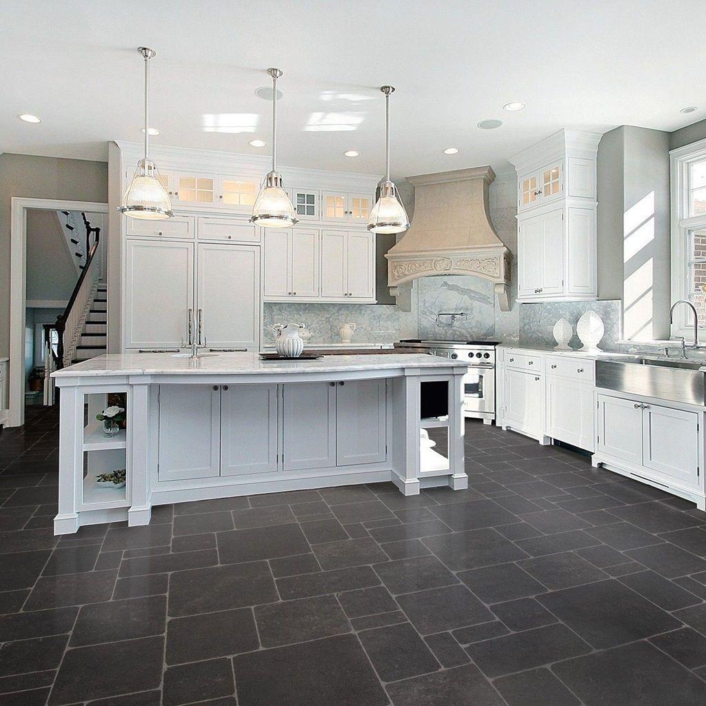 Nice 50 Glamorous Home Kitchen Tile Design Ideas For 2019