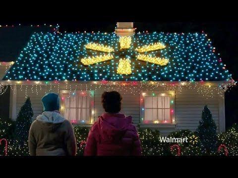 walmart black friday lights tv commercial - Walmart Christmas Commercial