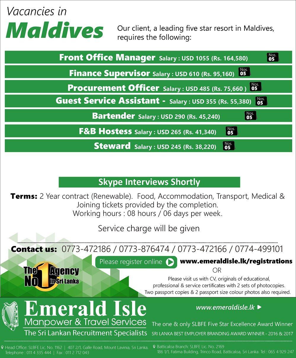 Emerald Isle Recruitment Specialist Sales Marketing Finance