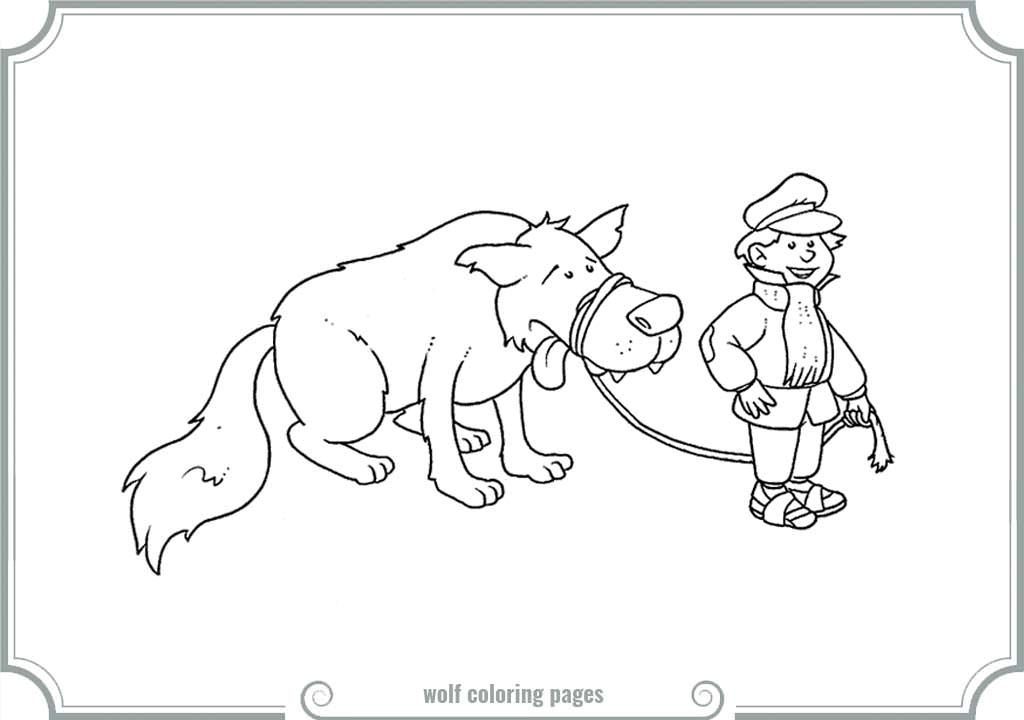 Peter And The Wolf Coloring Pages Free Printable Coloring Pages in ...