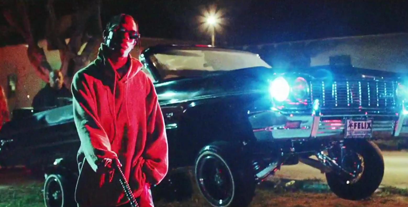 Travis Scott Goosebumps Feat Kendrick Lamar Official Music Video Goosebumps Travis Scott Travis Scott Music Videos