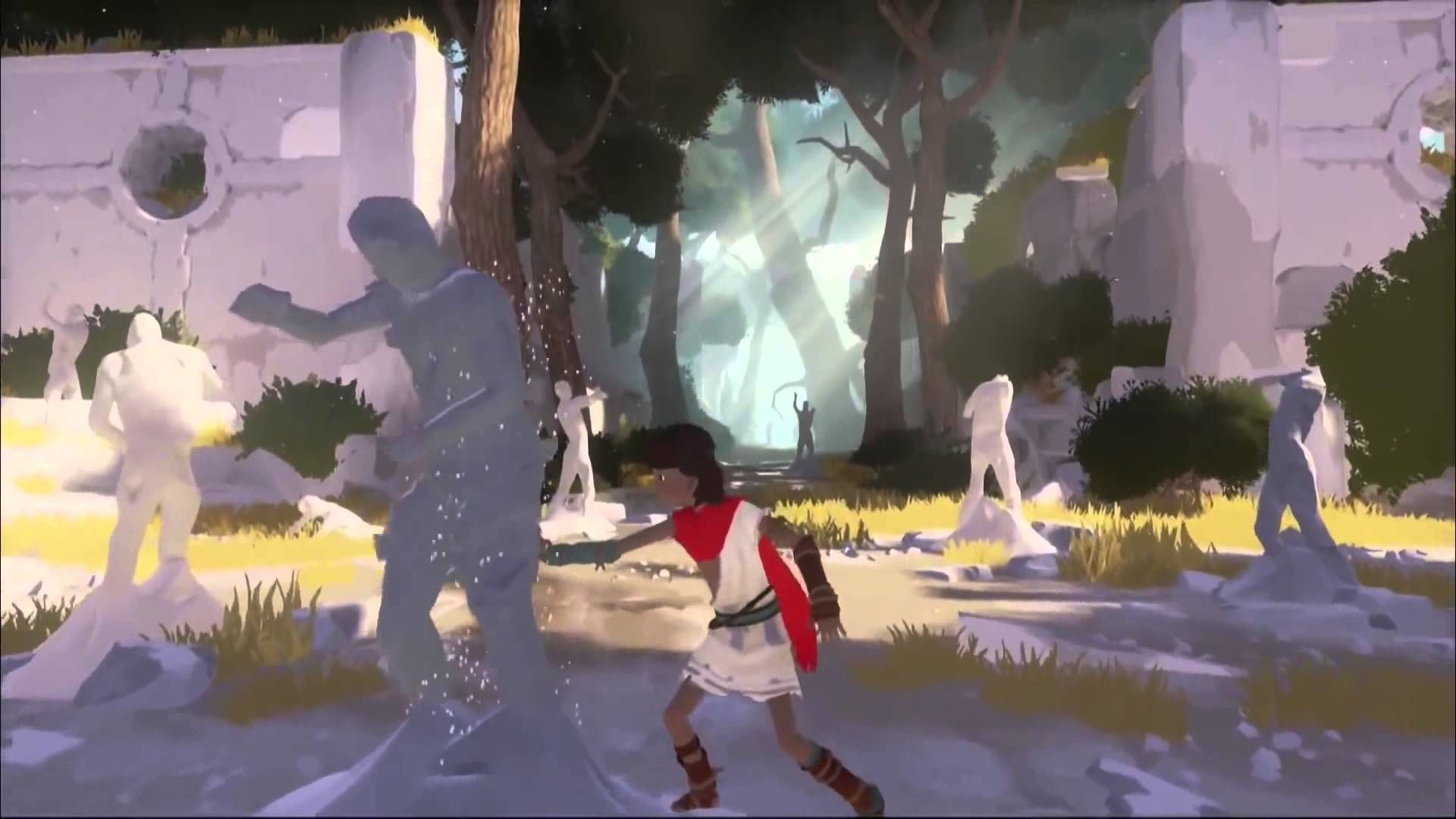 RIME Gameplay Trailer PS4