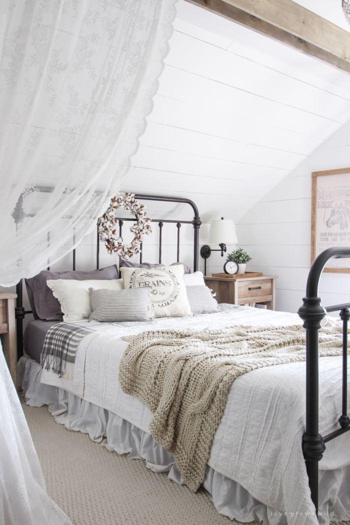 Elegant Bedrooms Fair 33 Elegant Bedrooms With White Furniture  White Furniture Design Inspiration