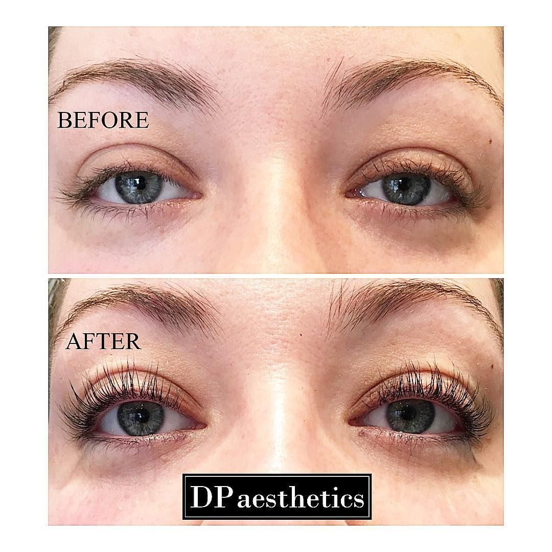 Treatment Lash Lifting Approx 45mins Aftercare Keep Dry For