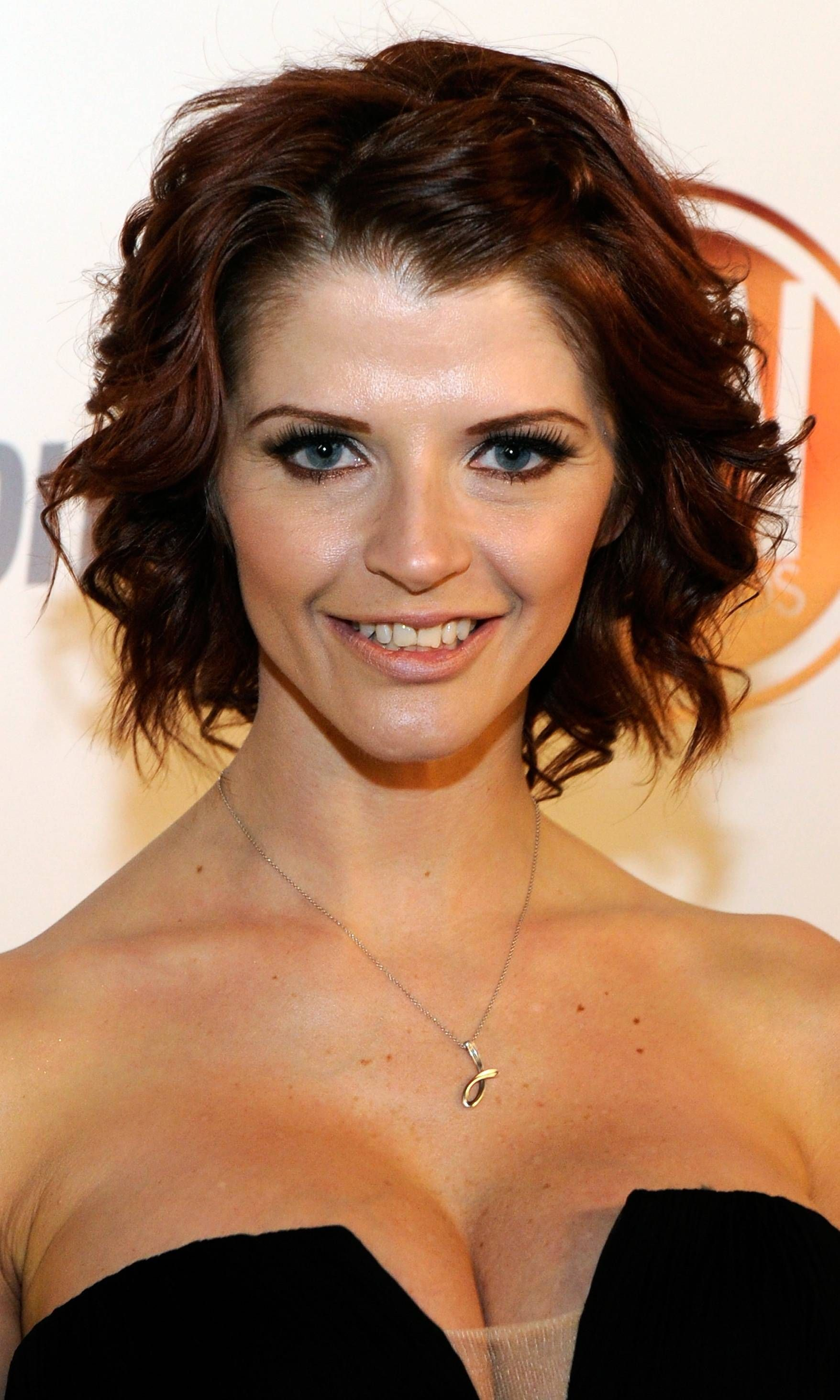 cute easy hairstyles short wavy hair - google search | hair styles