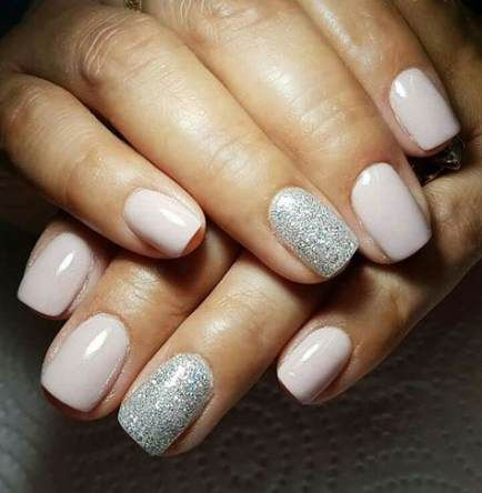 63 trendy nails ideas for winter dip powder nails
