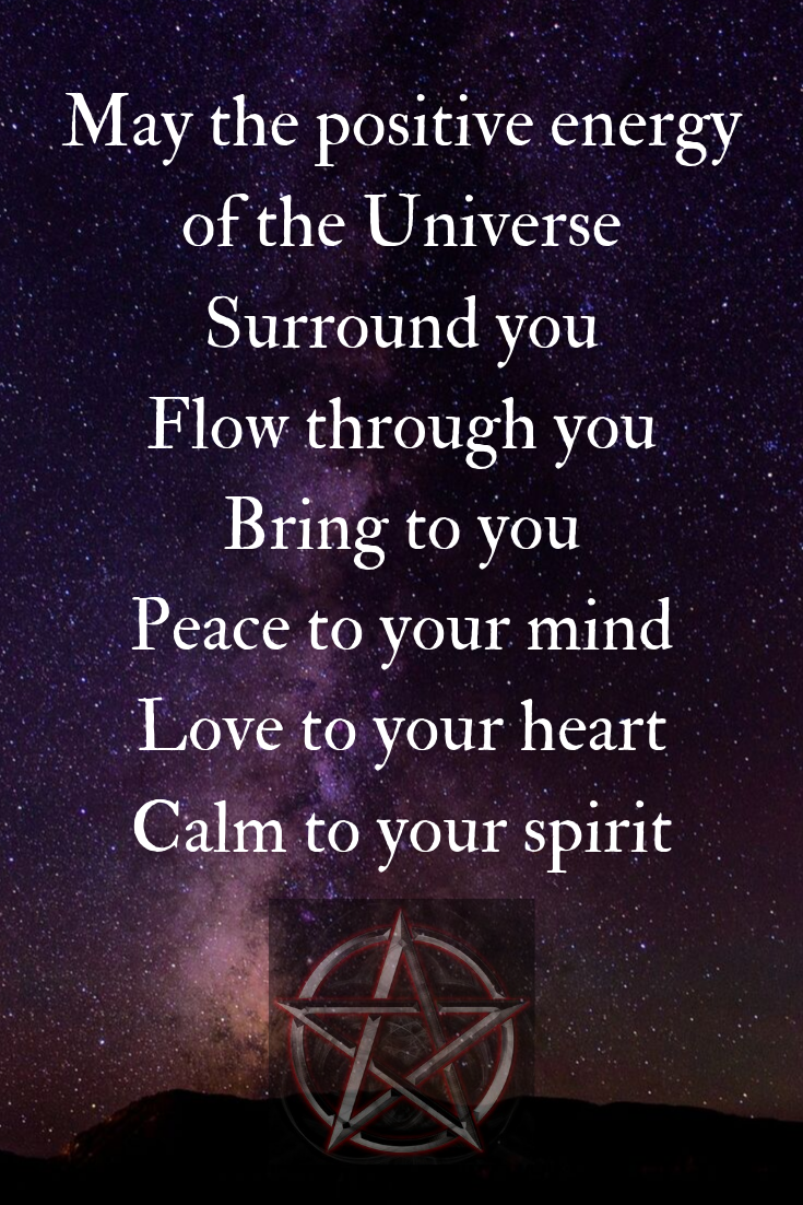 Wiccan Blessing