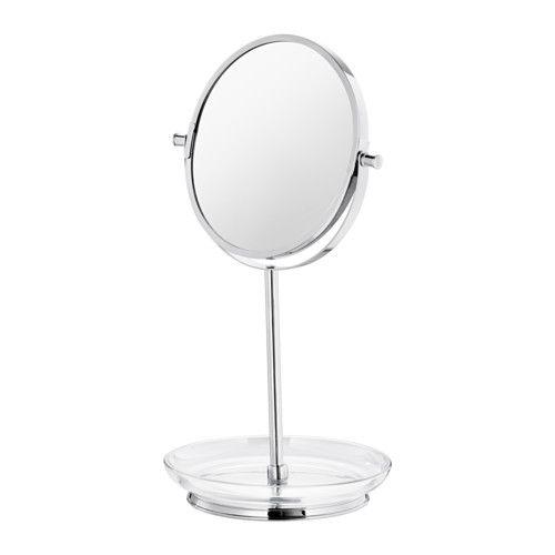 BALUNGEN Peili IKEA Toisella puolella suurentava peililasi. Peilin sivussa…