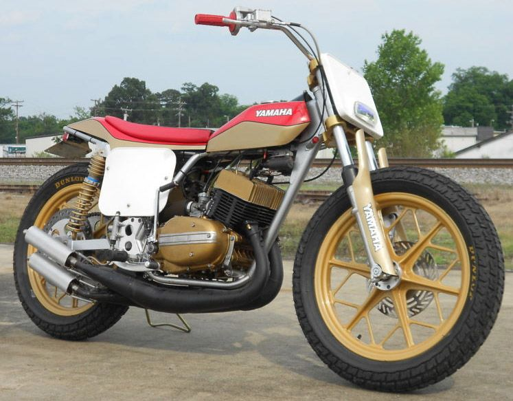 Yamaha Ds7 - Builder Unknown | [Whip × Bike] Motorcycle