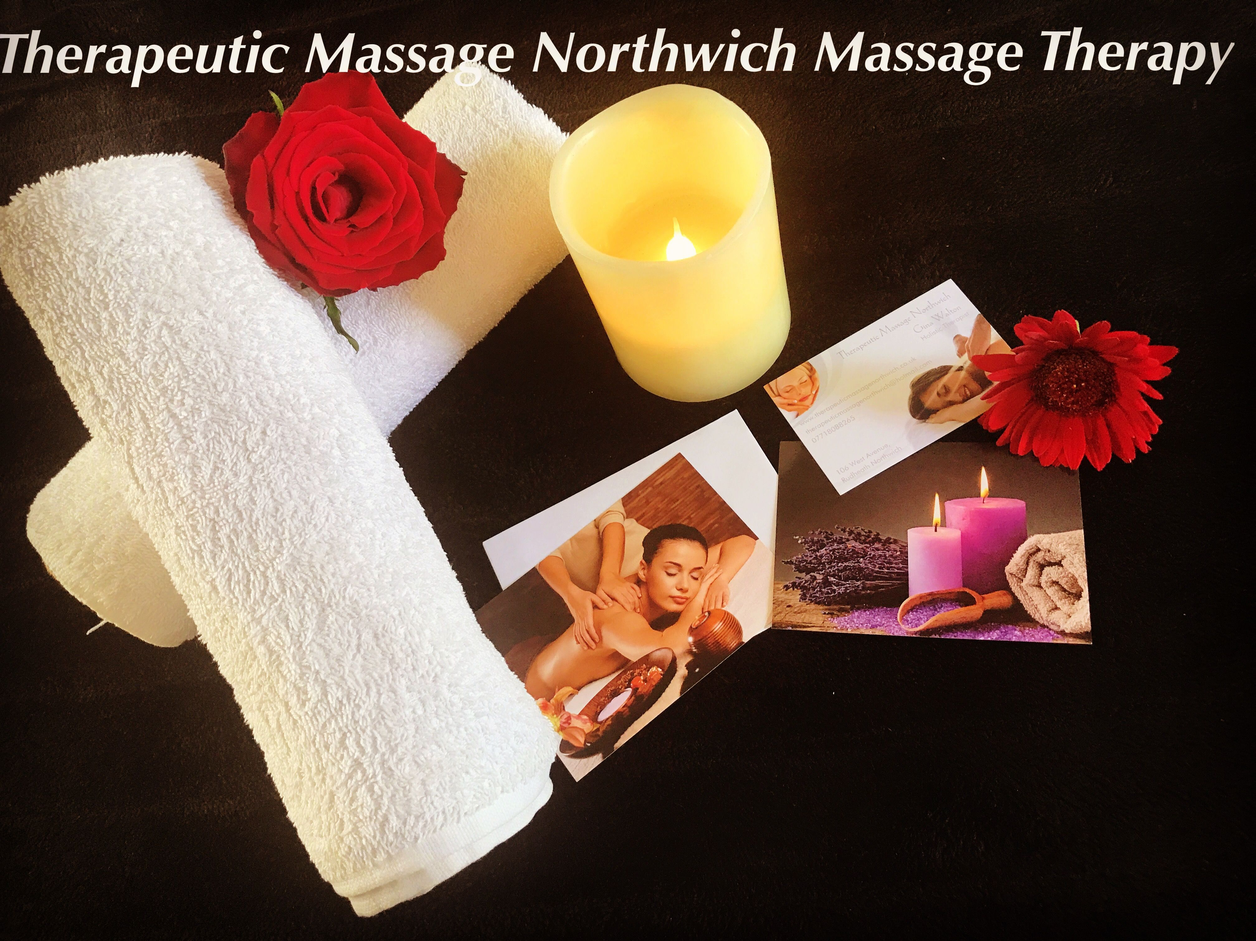 Massage therapy therapeutic massage northwich appointments