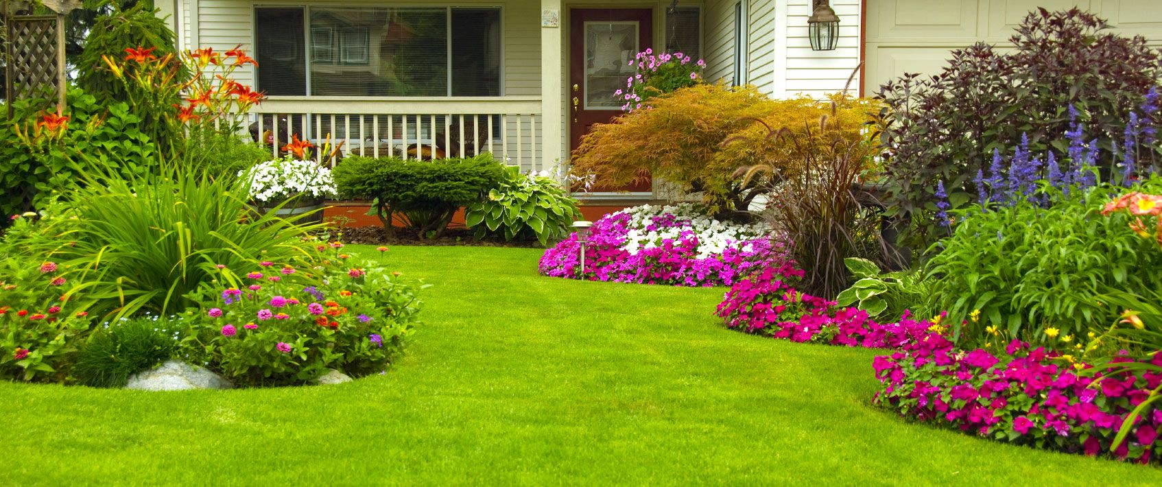 7 Easy Ideas To Create A Beautifully Landscaped Yard Backyard