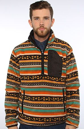 The Tenza Reversible Jacket in Multi by 10 Deep $140