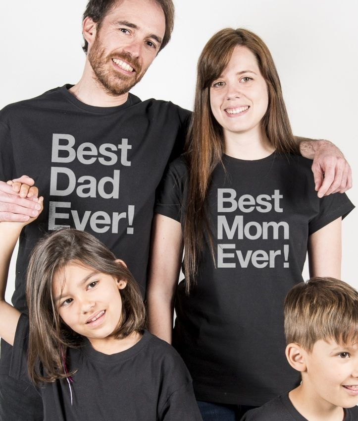 Happy Family! ;) #family #bestparents #happiness #moments #tshirt